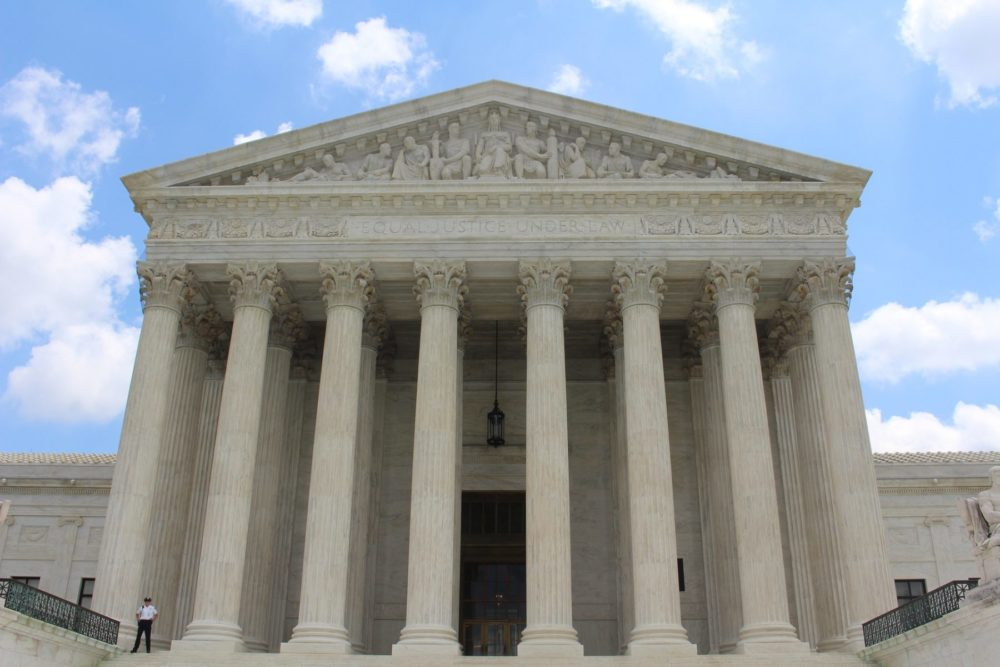Court building. You have the right to breastfeed in all 50 states.