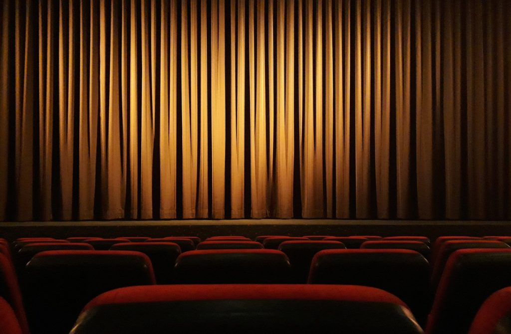 Theater like at Oscars